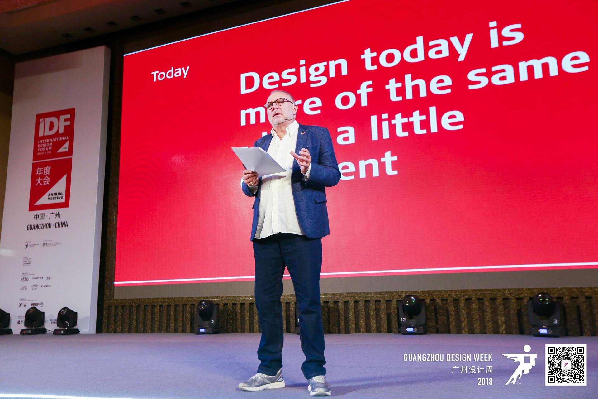 Johan Adam Linneballe:设计必须关注真实世界、真实问题